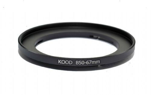 Hasselblad B50-67mm Stepping Ring